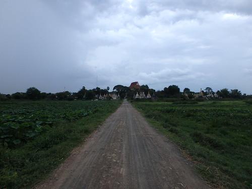 dirst-road