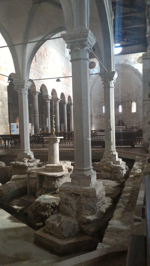 Basilica di San Pietro Apostolo a San Piero a Grado. Pisa