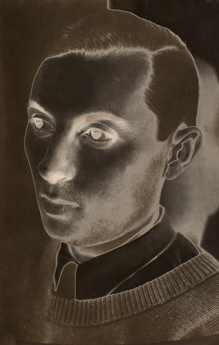 Maurice TabardSolarised Man