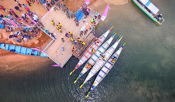 Juara III Lomba Foto Drone FBK 2016