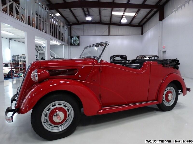 1937 FORD MODEL 10 ROADSTER