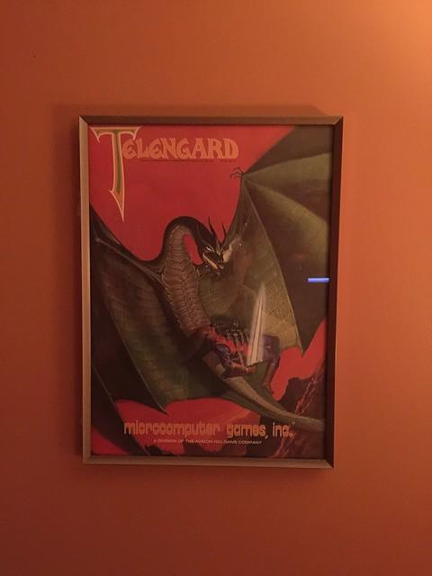 Telengard Poster