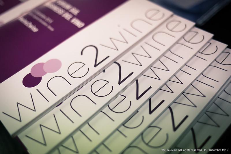wine2wine | 2-3 dicembre 2015