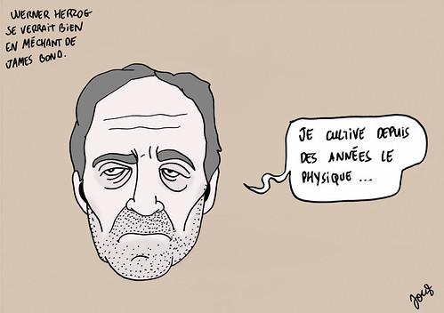 19_Werner Herzog méchant de James Bond