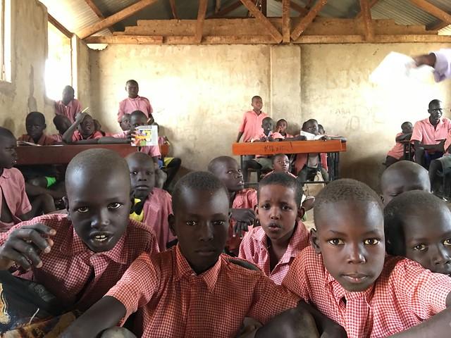 Aid Zone - Kenya