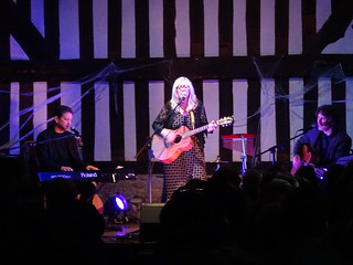 Sally Barker + Chris Conway & Dan Britton