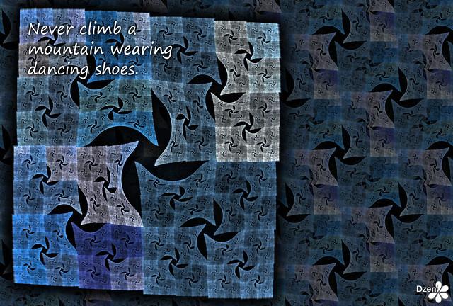 Puzzle Cloth