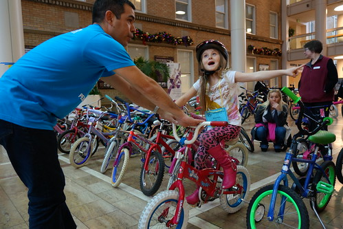 Holiday Bike Drive 2015