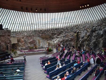 biserica in stanca helsinki obiective turistice 2