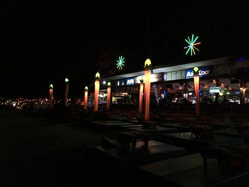 koh samui chaweng beach night