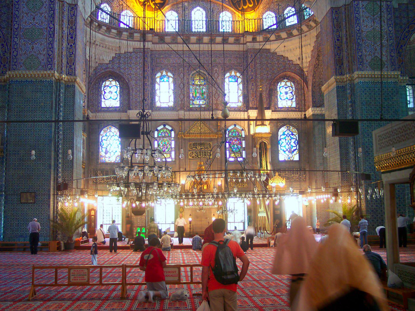 qué ver en Estambul, Turquía - Istanbul, Turkey qué ver en estambul - 30816773740 3ece333b66 o - Qué ver en Estambul