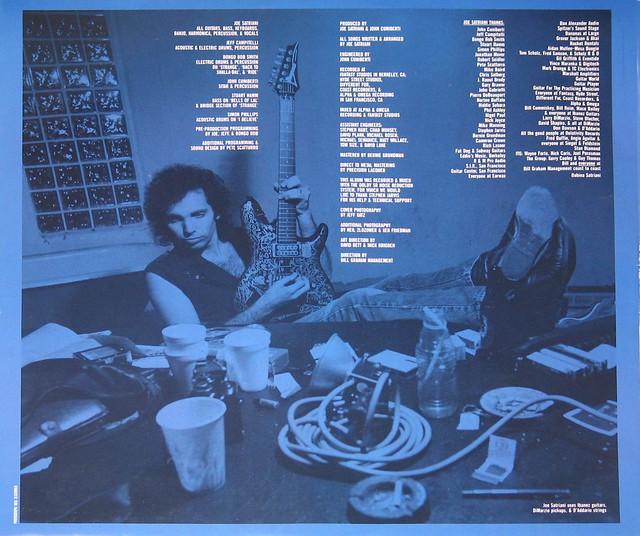 Joe Satriani Flying in a Blue Dream