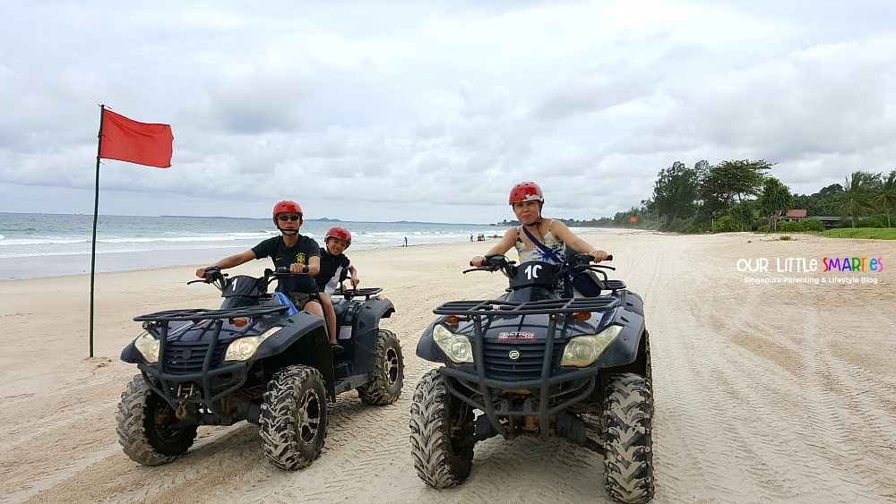 ATV in Bintan Lagoon Resort