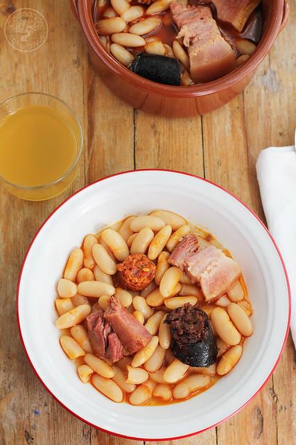 Fabada asturiana www.cocinandoentreolivos.com (2)