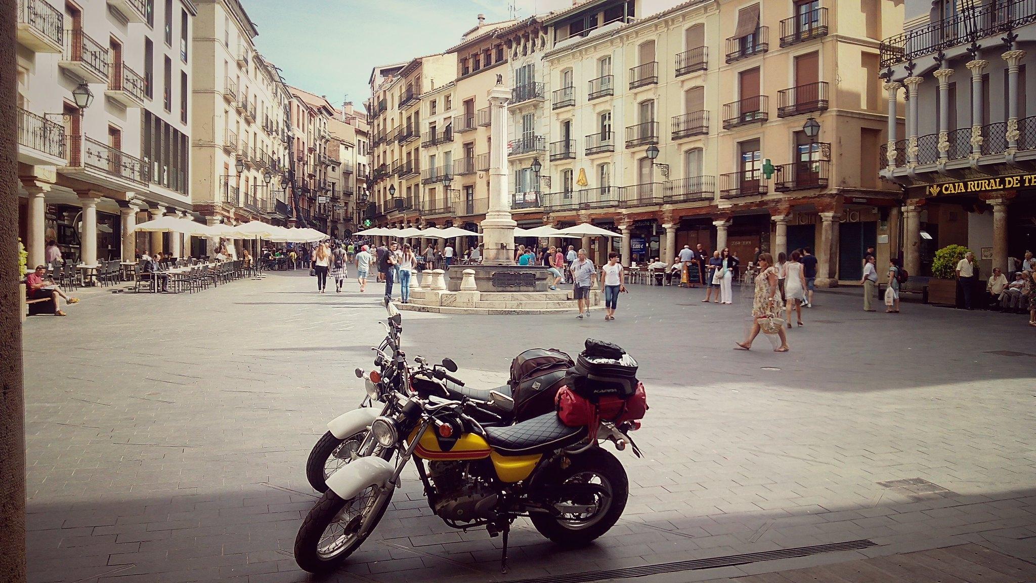 Teruel (Plaza del Torico)