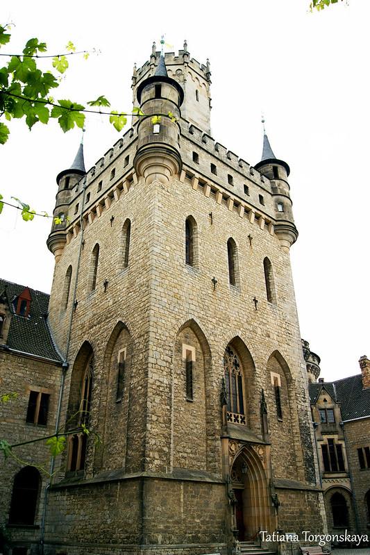 Башня Мариенбурга