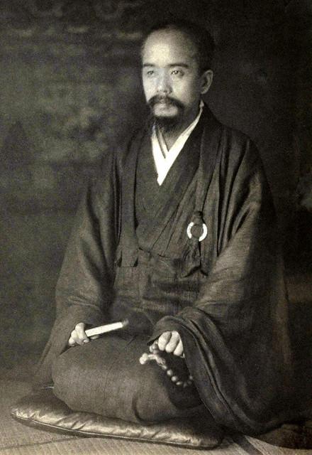 Kawaguchi in 1899. From wikipedia.org