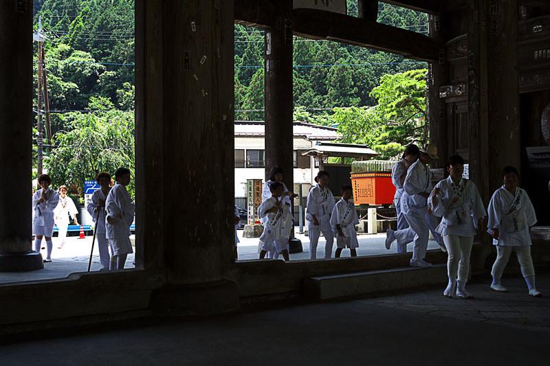 身延町 久遠寺 信徒
