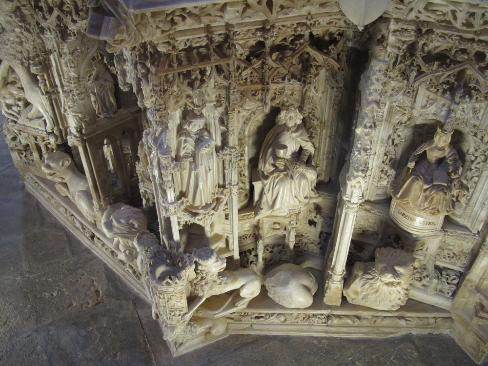 cartuja de miraflores_burgos_patrimonio_ruta no turistica_sepulcro real