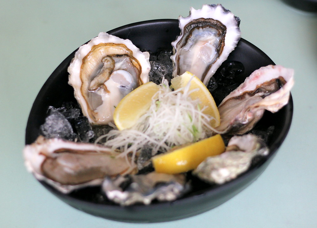 UNKAI日本料理牡蛎