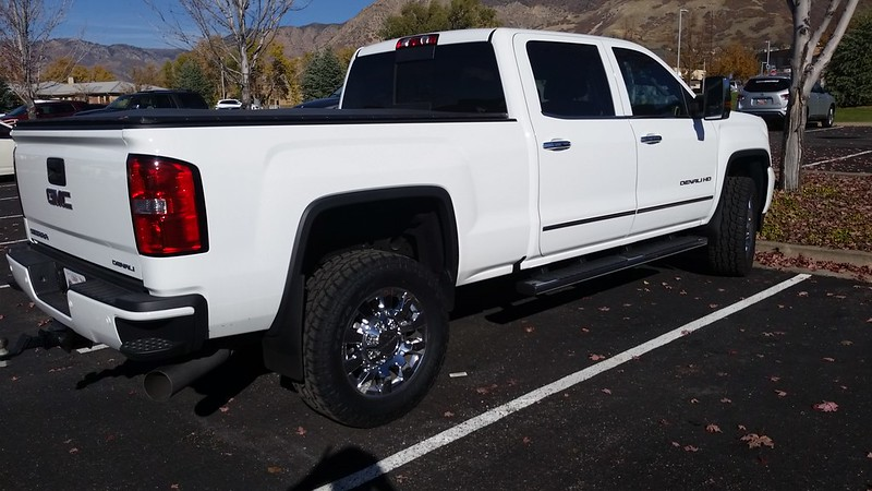 Toyo Open Country A/T2 295/60-20 - Page 2 - Chevy and GMC Duramax Diesel Forum