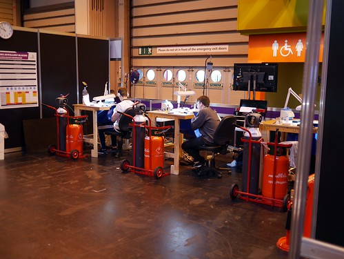 World Skills - UK Heats - 2