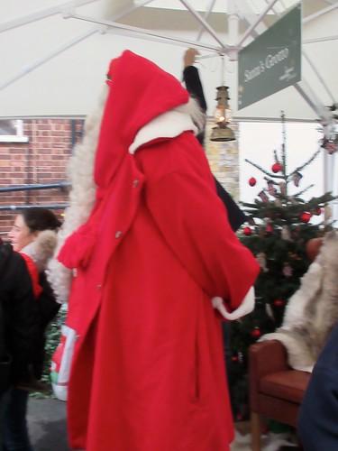 Christmas Fair Santa