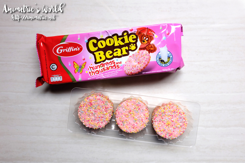 Griffin's Cookie Bears