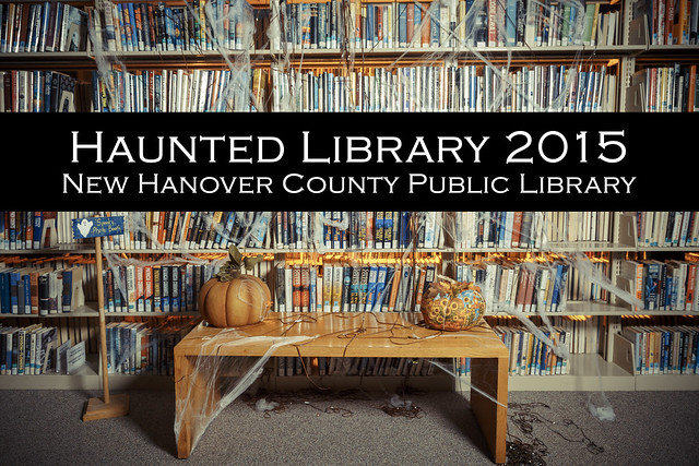 Haunted Library 2015
