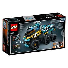 LEGO Technic 42059 Stunt Truck 2