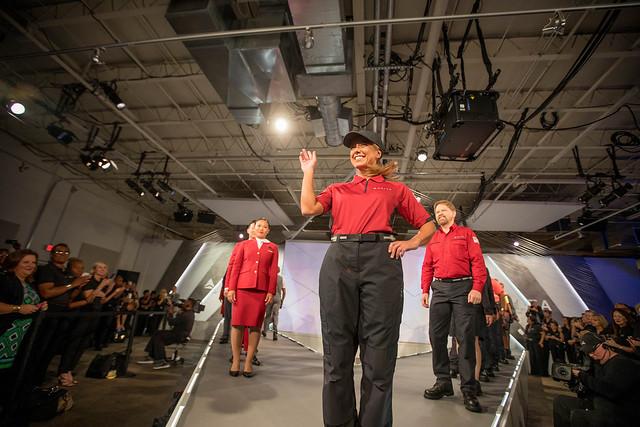 Delta Runway Reveal Event