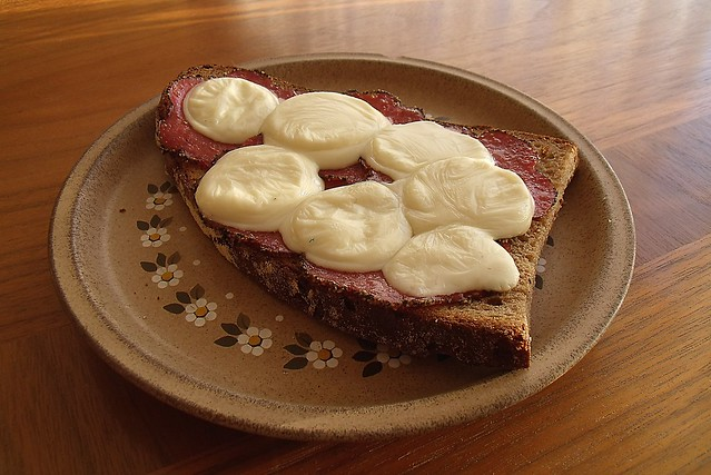 Brot Mikrowelle