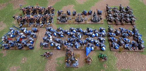Kings of  War - Dwarf Army