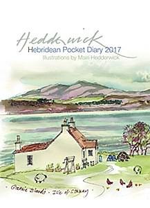 Mairi Hedderwick, Hebridean Pocket Diary 2017