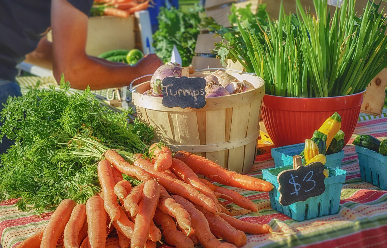 St John's Farmers Market - Produce