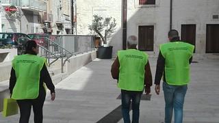 progetto Linfa volontari