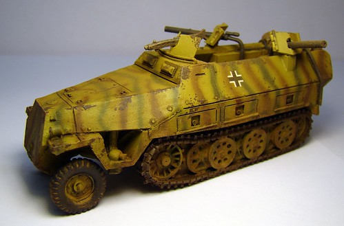 Bolt Action - German Tanks & Armoured Cars