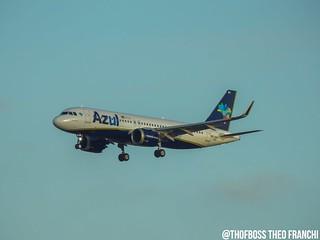 A320 Neo AZUL PR-YRC msn7291 F-WWBI