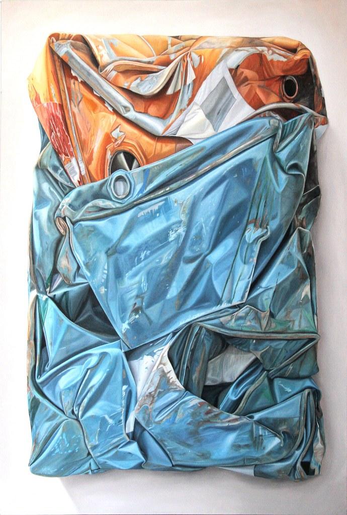 « De Estudio Materiales » de Nicolás Radic. XS Galería.