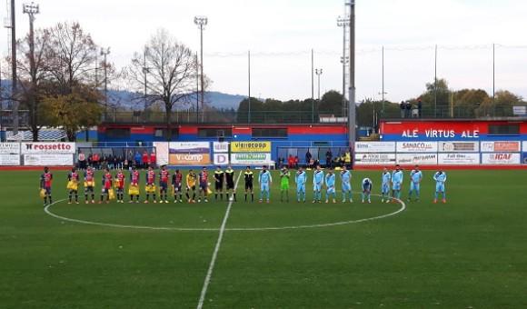 Virtus Verona-Altovicentino 5-1: tripudio rossoblu al Gavagnin!