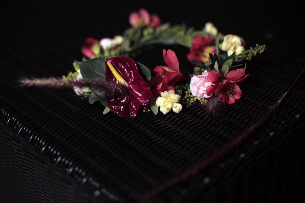 цветы Маврикия