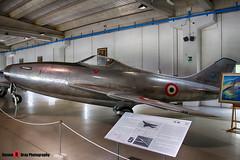 MM561 - 2 - Italian Air Force - Aerfer Sagittario II - Italian Air Force Museum Vigna di Valle, Italy - 160614 - Steven Gray - IMG_0985_HDR