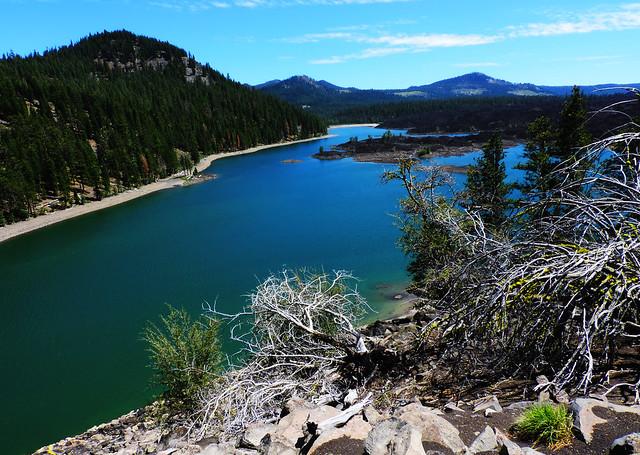 Butte Lake, Lassen Volcanic, CA