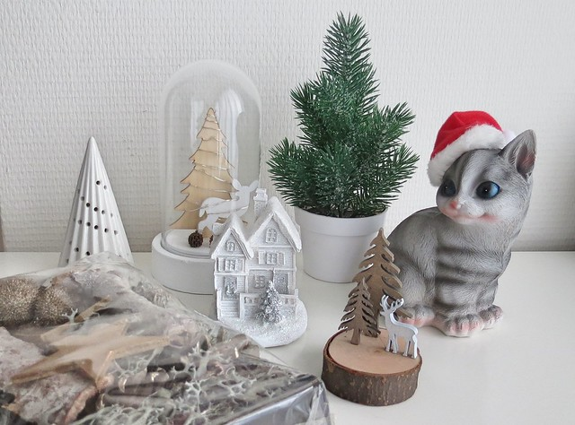 Kerstshoplog