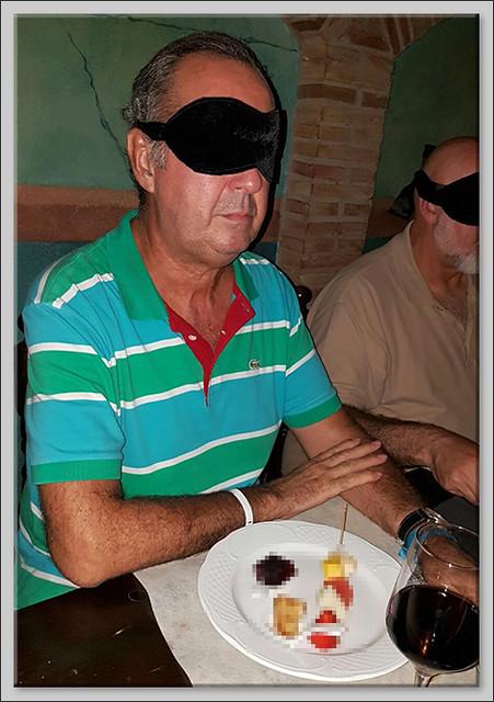 Cena a ciegas en Calahorra (6)