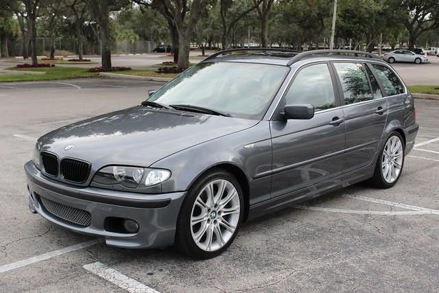 2002 Bmw 325it Touring Wagon Converted To A 330i Zhp
