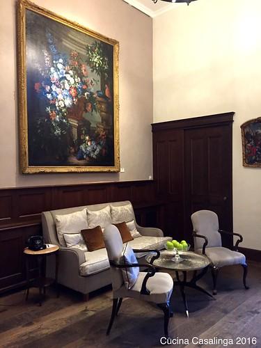Schloss Fuschl - Lobby