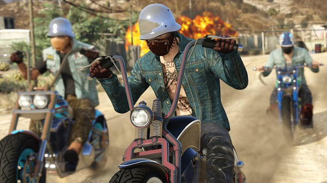 GTA Online: Bikers Update Out Today – PlayStation Blog