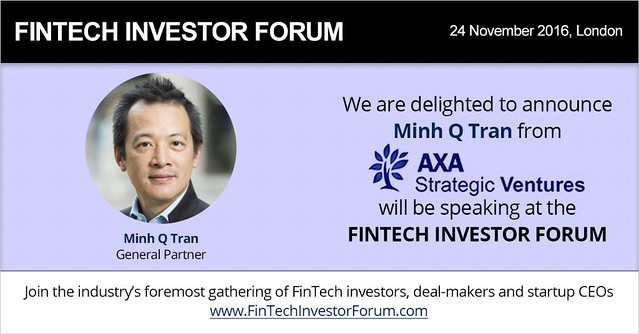 Fintech Investor Forum