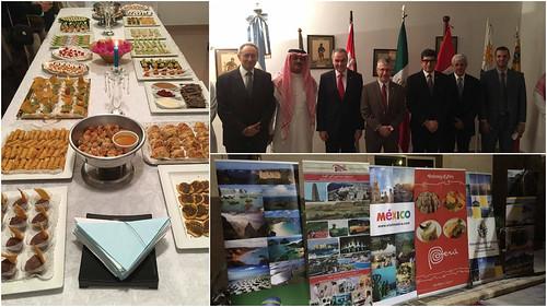 Se celebró con éxito la segunda edición de la noche cultural latinoamericana en Riad, Arabia Saudita